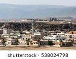 coastside view taqah plateau... | Shutterstock . vector #538024798