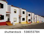 vila do bispo   a charming... | Shutterstock . vector #538053784