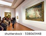 florence  italy   november 5 ... | Shutterstock . vector #538065448