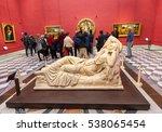florence  italy   november 5 ... | Shutterstock . vector #538065454