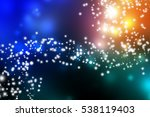 abstract light bokeh background | Shutterstock . vector #538119403