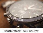 detail of watch machinery. | Shutterstock . vector #538128799