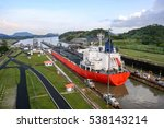 The Panama Canal Is An...