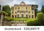 Villa Margherita in Griante at Como Lake, Italy