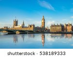 Big Ben And Westminster...