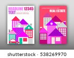 two poster options of the... | Shutterstock .eps vector #538269970