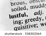 Small photo of Lustful