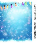 happy new year. seasons... | Shutterstock .eps vector #538318624