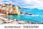 sea in a winter day in... | Shutterstock . vector #538320580