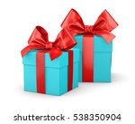 christmas and new year's day  ... | Shutterstock . vector #538350904