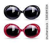 collection of original... | Shutterstock .eps vector #538389304