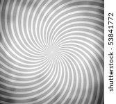 Grungy Spiral Burst Background