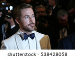 ryan gosling attends 'the nice... | Shutterstock . vector #538428058