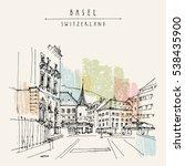 Basel  Switzerland  Europe....