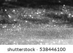 black bokeh abstract background ...   Shutterstock . vector #538446100