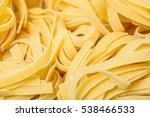 Raw Italian Tagliatelle Pasta...