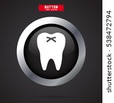tooth icon design