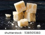 White Cheddar Cheese Cubes On ...
