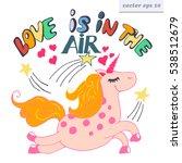 cartoon style vector hand drawn ... | Shutterstock .eps vector #538512679