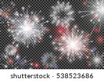 set of isolated vector... | Shutterstock .eps vector #538523686