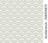 pale striped smooth zig zag...   Shutterstock .eps vector #538555873