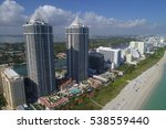 condominiums in miami beach | Shutterstock . vector #538559440