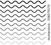 raster seamless pattern ... | Shutterstock . vector #538579270