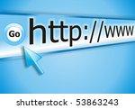 internet connect | Shutterstock . vector #53863243