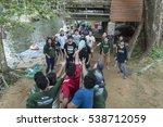 nakhonnayok thailand   december ... | Shutterstock . vector #538712059