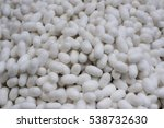 white cocoon | Shutterstock . vector #538732630