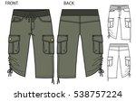 vector illustration of cargo... | Shutterstock .eps vector #538757224