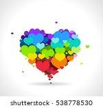 vector illustration   happy...   Shutterstock .eps vector #538778530