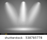 scene illumination effects on... | Shutterstock .eps vector #538785778