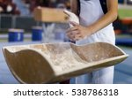 magnesium of gymnastic | Shutterstock . vector #538786318