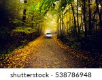 autumn landscape image | Shutterstock . vector #538786948