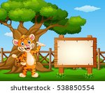 vector illustration of animal...   Shutterstock .eps vector #538850554