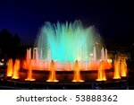 The Famous Montjuic Fountain I...