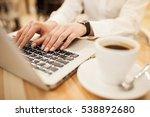 woman laptop | Shutterstock . vector #538892680