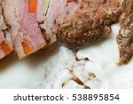 Small photo of dietary food, perfect breakfast, albuminous meal