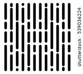 vertical line sign vector | Shutterstock .eps vector #539036224