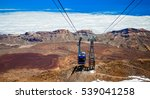 funicular goes up to the... | Shutterstock . vector #539041258