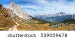 Panoramic View Of Dolomiti...