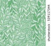 abstract seamless vector... | Shutterstock .eps vector #539117344
