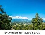 Landscape View Of Pai City ...