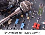 Recording Equipment In Studio....