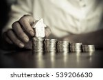 close up pf the people hand... | Shutterstock . vector #539206630