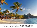 Beautiful Bora Bora Sunset...