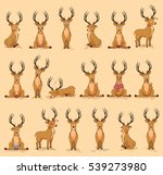 set vector stock illustrations... | Shutterstock .eps vector #539273980