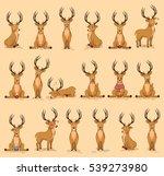 set vector stock illustrations... | Shutterstock .eps vector #539273980