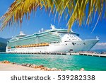 labadee  haiti   february 26 ... | Shutterstock . vector #539282338